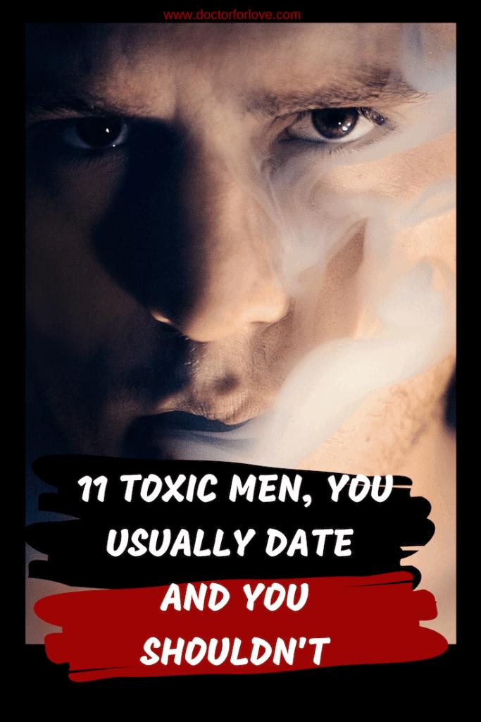 toxic men pin
