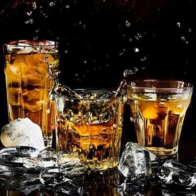 whiskey malt present christmas
