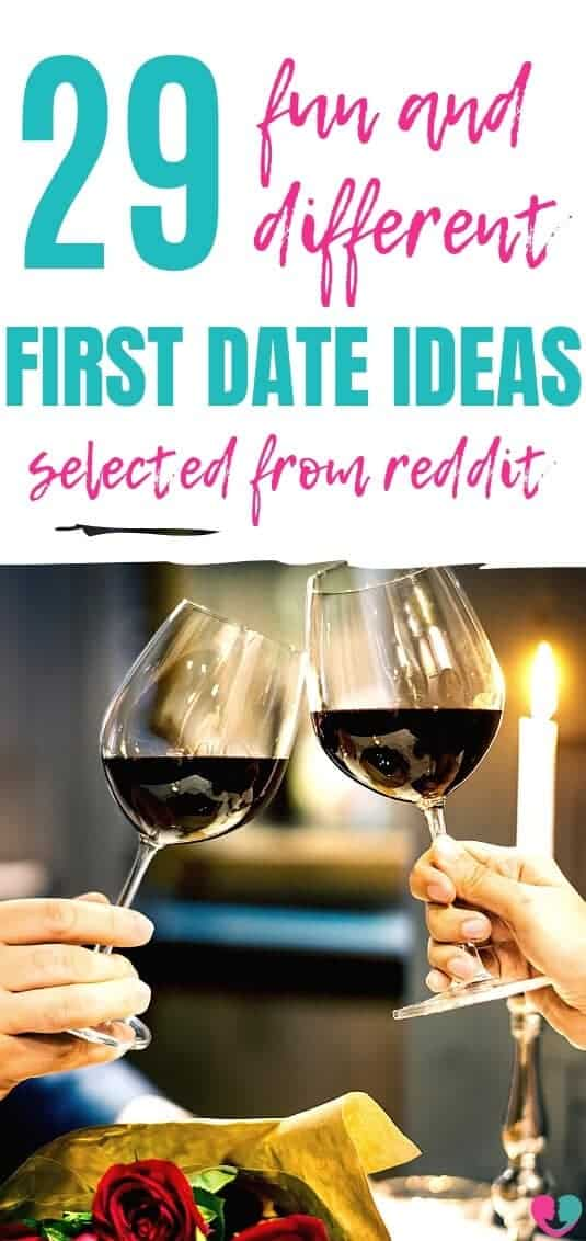 30 First date Ideas Selected From Reddit