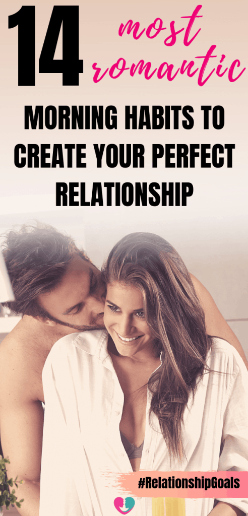 14 Romantic habits to build strong and fulllfiling relationship with your partner. Relationship challenge for couples who need to boost their romantic life and reach their relationship goals| #romantichabits #relationshipgoals #relationshipchallenge #healthyrelationship