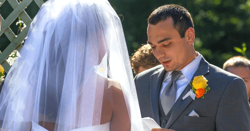 vow wedding