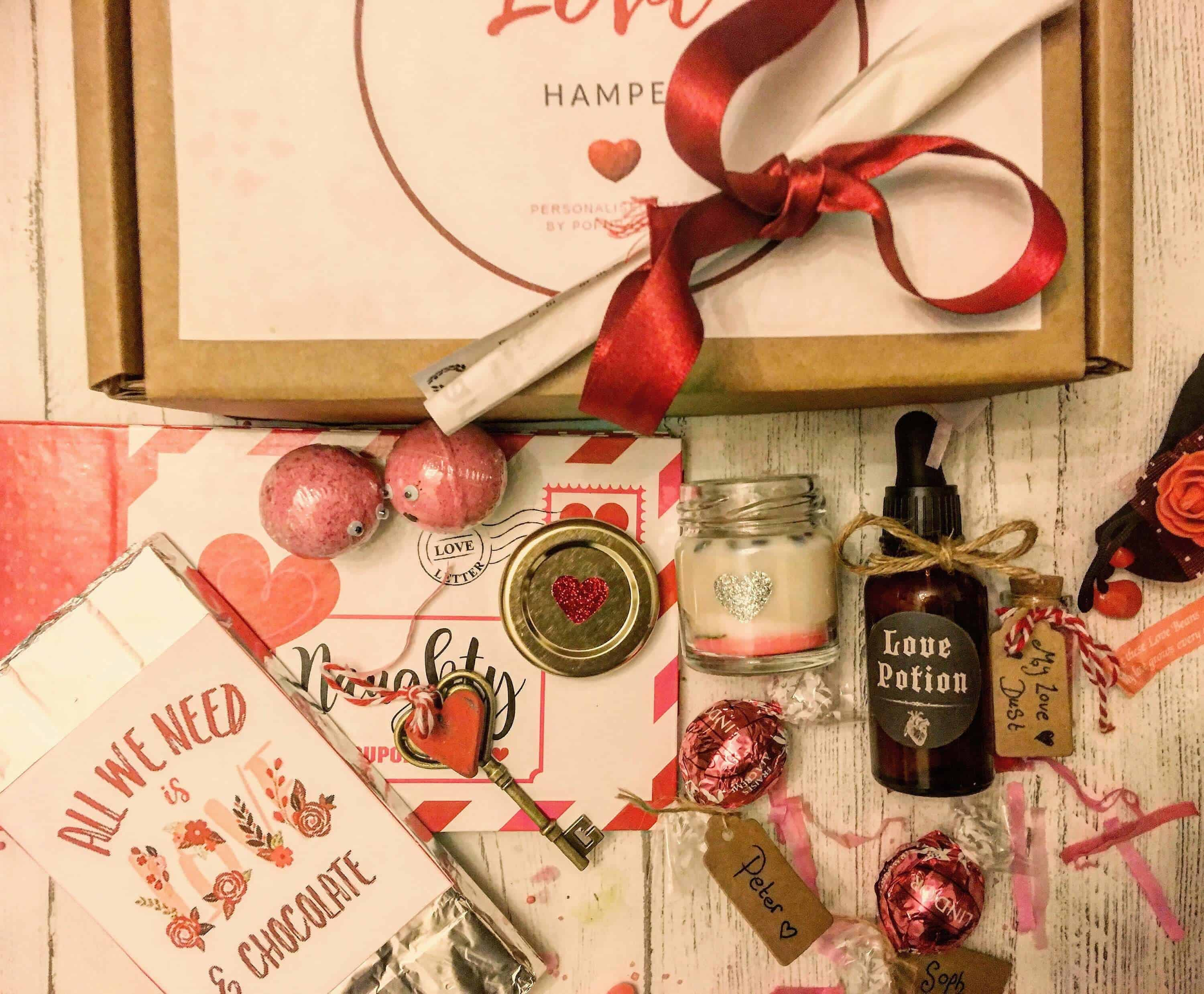 Valentine's Day Gifts For Him Magic Gift Box Etsy