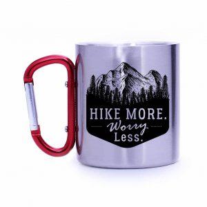 mug hiking adventure valentine's day gift for girlfriend