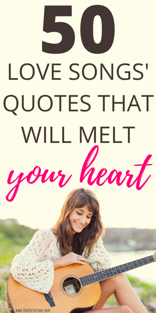 Love songs that will melt your heart and make you fall in love again and again. Deep meaningful lyrics about love, your love. Relationship goals /Relationship tips/ Relationship advice for women/ For Couples/ Romantic love songs/ Lyrics form love songs for you