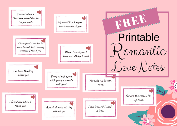 FREE PRINTABLE ROMANTIC LOVE NOTES-1