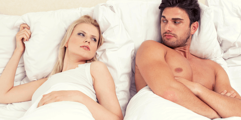 16 Intimacy Issues
