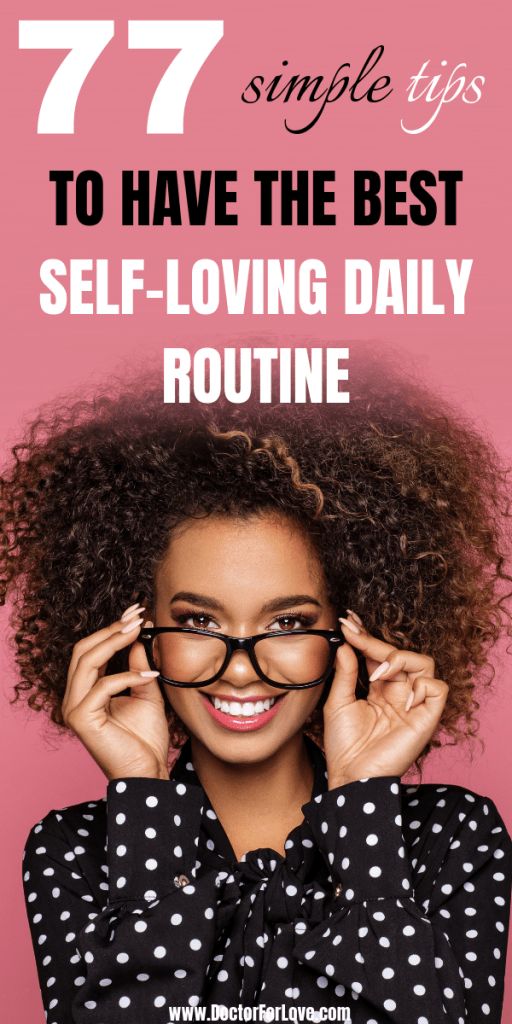Simple tips to have the most self-loving, gentle and powerful daily routine that drastically improves your life./ self-love/ daily routine/ daily habits/ self-development/change your life/#SelfImprovement #DailyHabits #GoodHabits #DailyLifeRoutine
