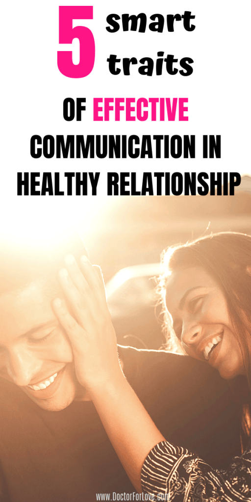 Effective communication is vital for building a healthy and happy relationship. LSee 5 brilliant and simple ways to communicate effectively with your loved one, starting today / effective communication in a relationship / healthy relationship/ relationship communication / #EffectiveCommunicatio £HealthyRelaitonship #HappyCouple #RelationshipAdvice