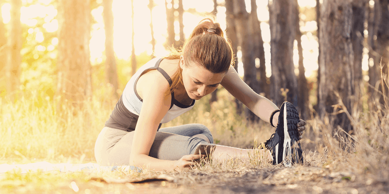 exercise as part of self development planning
