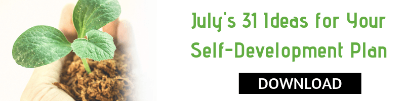 How to Create Self-Development Plan July