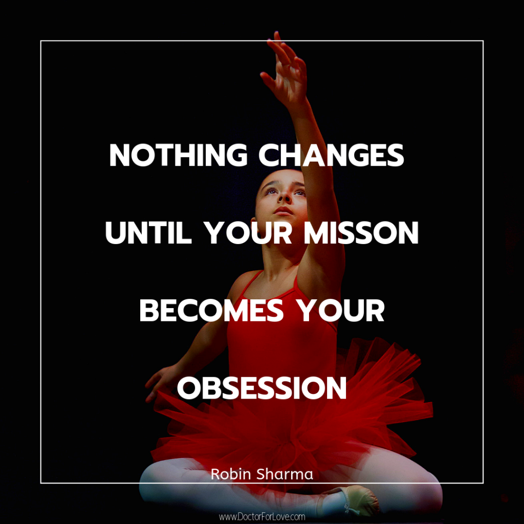 Mind-blowing motivation from Robin Sharma. Nothing happens unlesss you do the work and make it happen. Inspire yourself and be the best you could be. Positive mindset and hard work.
