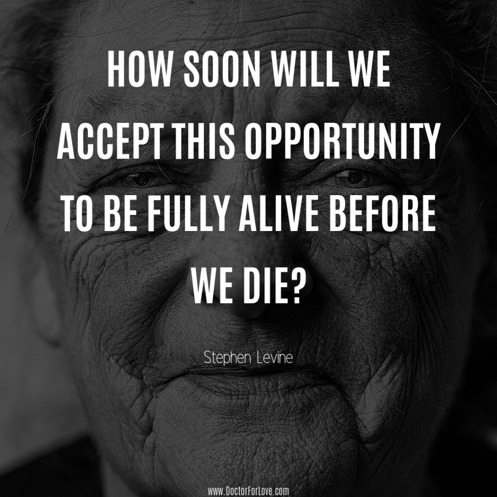 Enjoy Life While You Have It