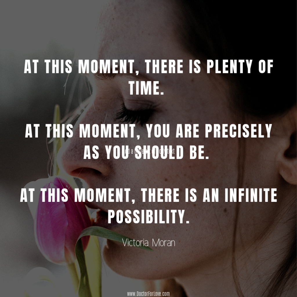 There's Plenty of Time