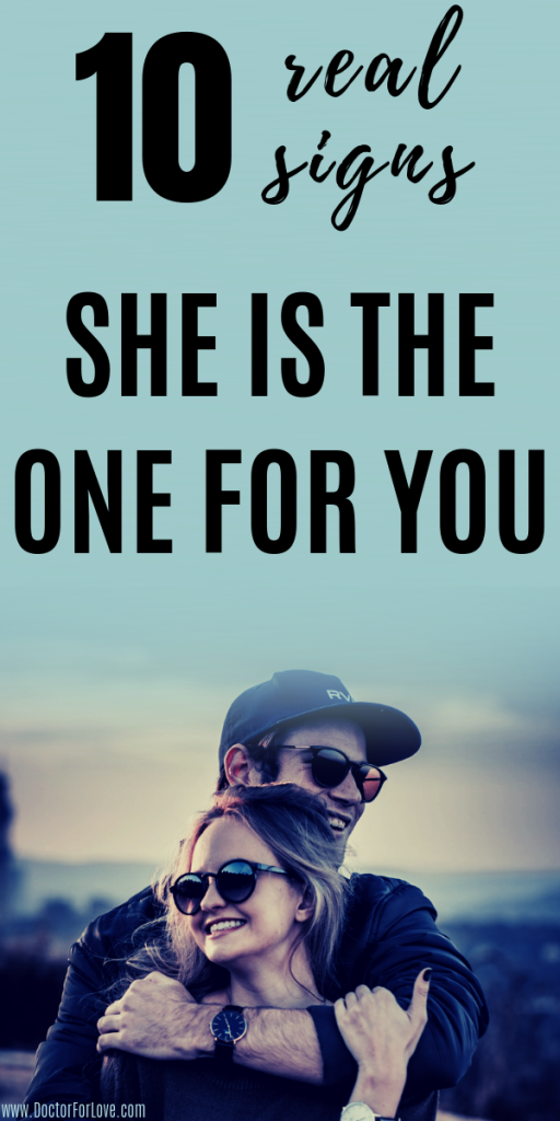 How to know if she is the woman of your life? Is she the one you are meant to be with? These 10 signs she is the one for you will help you find the answer./Relationship Advice/ Signs she is the one/ Signs she is the love of your life/ Signs you should be wilth her forever/ Love and relationship/ Relationship goals/ Love goals/ Couples goals/ #SignsSheIsTheOne #TheLoveOfMyLifeSigns #SignsItIsTrueLove #RelationshipAdvice