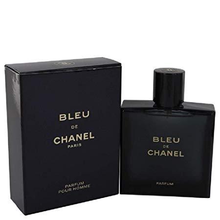 Bleu De Chánel Eau De Parfum Pour Homme Spray 3.4 OZ.