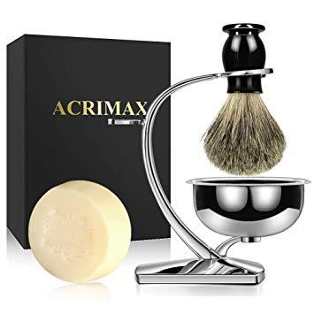 ACRIMAX Shaving Kit for Gentleman