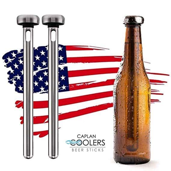 Caplan Coolers: Stainless Steel Beer Bottle Chiller