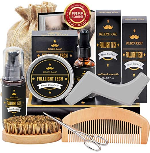 Beard Kit for Men | Organic for Beard Care