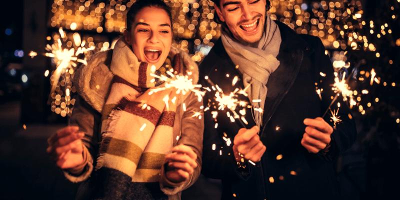 Christmas Things to do as a couple this December